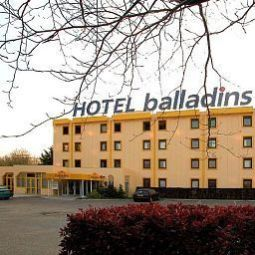 Hotelfotos Balladins Bobigny