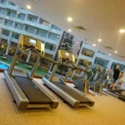 Wellness/fitness area The LaLit Mumbai Fotos