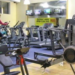 Sala spa/fitness Holiday Inn OXFORD Fotos