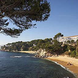 Silken Park Hotel San Jorge SEA VIEW ROOMS Platja d`Aro 
