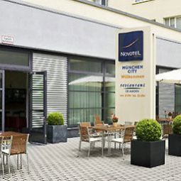  Novotel Muenchen City Fotos