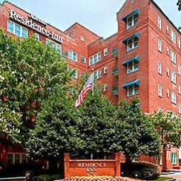 Auenansicht Residence Inn Atlanta Midtown/Historic Fotos