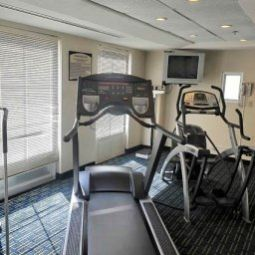 Wellness/Fitness Fairfield Inn Monterrey Airport Fotos