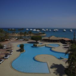 Pool Hurghada Marriott Beach Resort Fotos