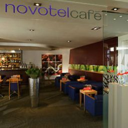 Bar Novotel Grenoble Nord Voreppe Fotos