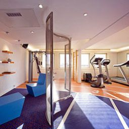 Wellness/Fitness Novotel Strasbourg Centre Halles Fotos