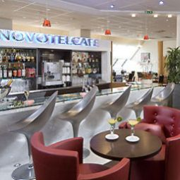 Bar Novotel Paris Bercy Fotos