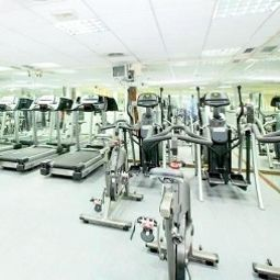 Fitness Alanda Club Marbella Aparthotel Fotos