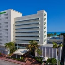 Vue extrieure Holiday Inn MIAMI BEACH-OCEANFRONT Fotos