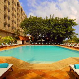 Pool Sheraton Lagos Hotel Fotos