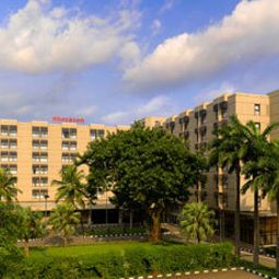 Exterior view Sheraton Lagos Hotel Fotos