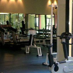 Fitness room Le Robinie Golf Resort Fotos