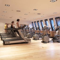 Fitness room Aqua Dome Tirol Therme Fotos