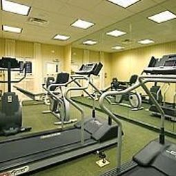 Fitness room Courtyard Little Rock Downtown Fotos