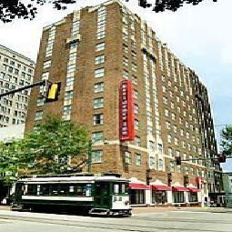 Widok zewntrzny Residence Inn Memphis Downtown Fotos