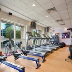 Wellness/fitness Hilton Newcastle Gateshead hotel Fotos