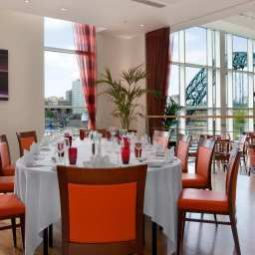 Ristorante Hilton Newcastle Gateshead hotel Fotos
