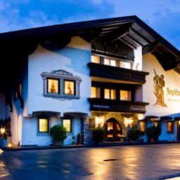 Jagdhof Hotel Garni Zell am Ziller 
