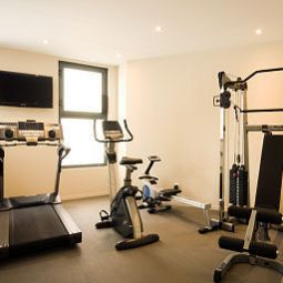 Fitness room Privilge Appart-hotel Clment Ader Residence de Tourisme Fotos