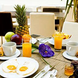 Breakfast room Privilge Appart-hotel Clment Ader Residence de Tourisme Fotos