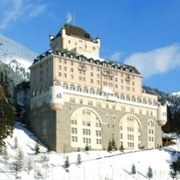SCHLOSS HOTEL Wellness & Family Pontresina
