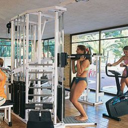 Fitness room Jaime I. Fotos