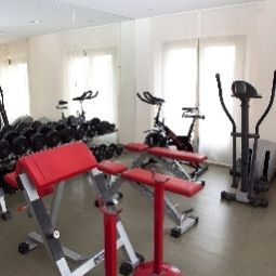 Fitness room The Suites At San Roque Club Fotos