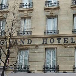 Exterior view Grand Hotel Fotos