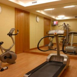 Wellness/Fitness Holiday Inn MILAN - GARIBALDI STATION Fotos