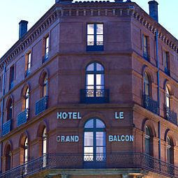 Hotelfotos Le Grand Balcon