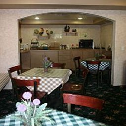 Breakfast room Tarzana Inn Fotos