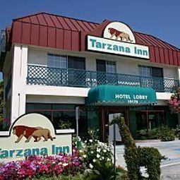 Exterior view Tarzana Inn Fotos