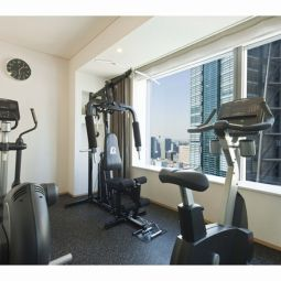 Fitness Park Hotel Tokyo Fotos