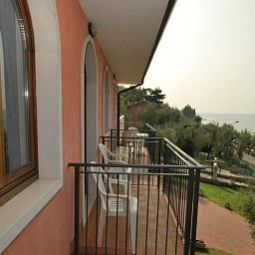 Villa Margherita Residence Hotel Brenzone VR