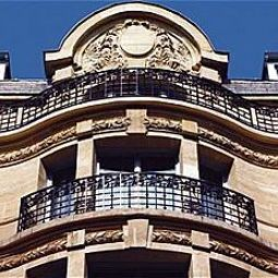 Exterior view Sezz Paris Fotos