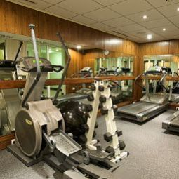 Sala fitness Arora Manchester Fotos