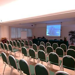 Conference room Des Etrangers Fotos