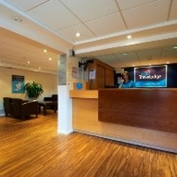 Rception Travelodge Dublin Airport North Swords Fotos