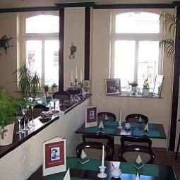 Breakfast room within restaurant Carl von Clausewitz Fotos