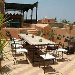 Terraza Riads Privilege Fotos
