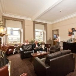 Vista all'interno Best Western Glasgow City Fotos