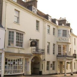 BEST WESTERN Kings Arms Hotel Dorchester Dorset