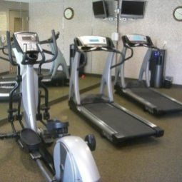 Fitness Holiday Inn Express Hotel & Suites SPRINGFIELD-MEDICAL DISTRICT Fotos