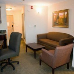 Suite Holiday Inn Express Hotel & Suites SPRINGFIELD-MEDICAL DISTRICT Fotos