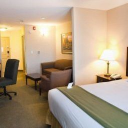 Camera Holiday Inn Express Hotel & Suites SPRINGFIELD-MEDICAL DISTRICT Fotos