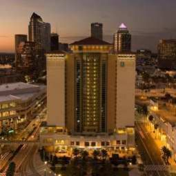 Widok zewntrzny Embassy Suites Tampa  Downtown Convention Center Fotos