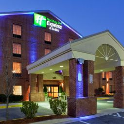 Hotelfotos Holiday Inn Express Hotel & Suites I-95 CAPITOL BELTWAY-LARGO
