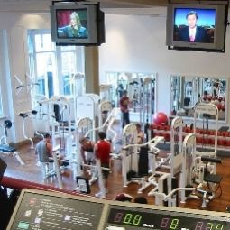 Fitness Macleay Serviced Apartments Fotos