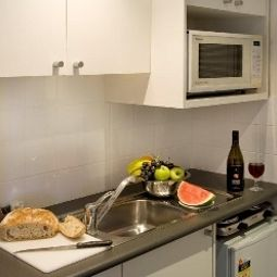 Cucina Macleay Serviced Apartments Fotos