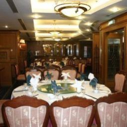 Restaurant Xinghua Business Hotel Fotos